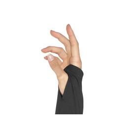 2XU XVENT Løbetrøje langærmet Damer sort